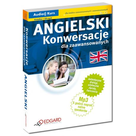 Angielski Konwersacje dla zaawansowanych (Książka + CD mp3)