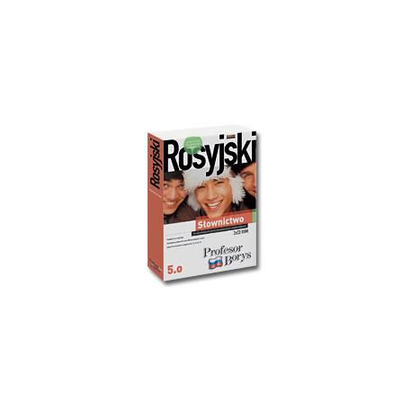 Profesor Borys 5.0 Słownictwo (2 x CD-ROM)