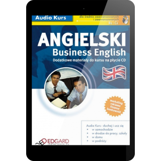 Angielski Business English (E-book + mp3)