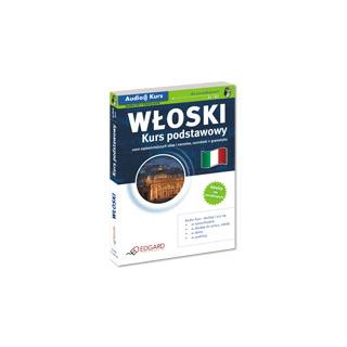 Włoski Kurs podstawowy (E-book + mp3)