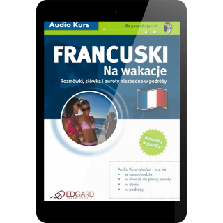 Francuski Na wakacje (E-book + mp3)