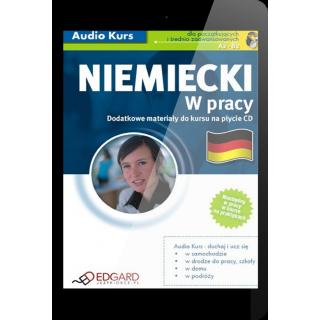 Niemiecki W pracy (E-book + mp3)