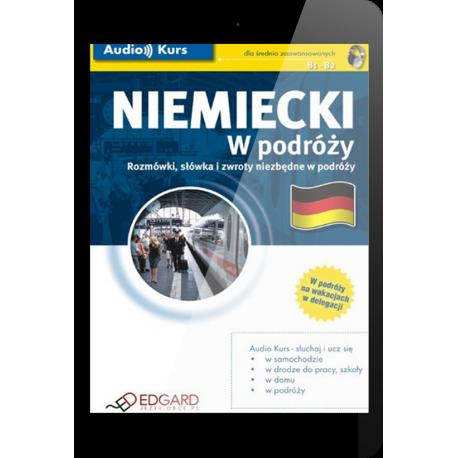 Niemiecki W podróży (E-book + mp3)