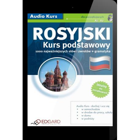 Rosyjski Kurs podstawowy (E-book + mp3)