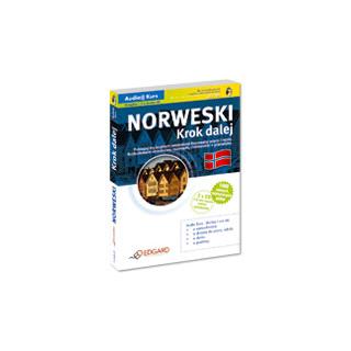 Norweski Krok dalej (Książka + 3 x Audio CD)