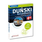 Duński Kurs podstawowy - Nowa Edycja (Książka + 2 x Audio CD)