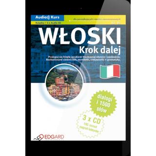Włoski Krok dalej (E-book + mp3)