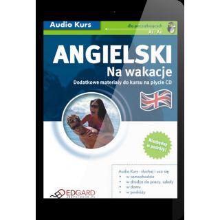 Angielski Na wakacje (E-book + mp3)