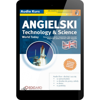 Angielski World Today Technology & Science (E-book + mp3)