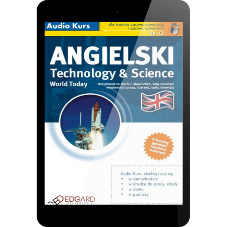 Angielski World Today Technology & Science (E-book + mp3)