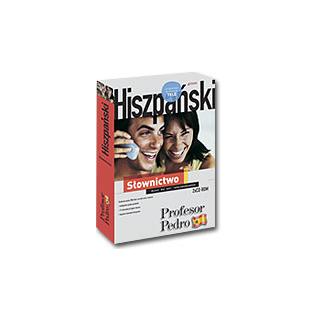 Profesor Pedro Słownictwo (2 x CD ROM + 1 x CD Audio)