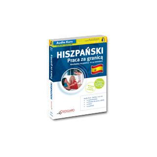 Hiszpański Praca za granicą (Podręcznik + Audio CD)