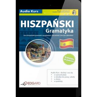 Hiszpański Gramatyka (E-book + mp3)