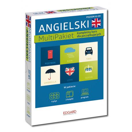 Angielski MultiPakiet Trzecia edycja