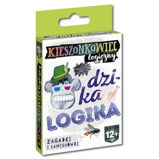 Kapitan Nauka Kieszonkowiec angielski Dzika Logika