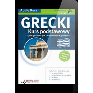 Grecki Kurs podstawowy (PDF + mp3)