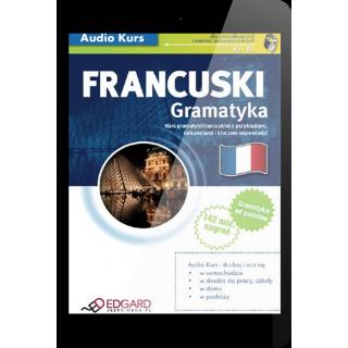 Francuski Gramatyka (E-book + mp3)