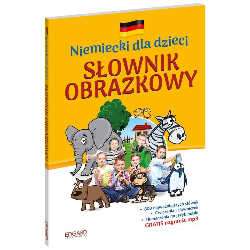 Niemiecki dla dzieci. Słownik obrazkowy - wydanie 2