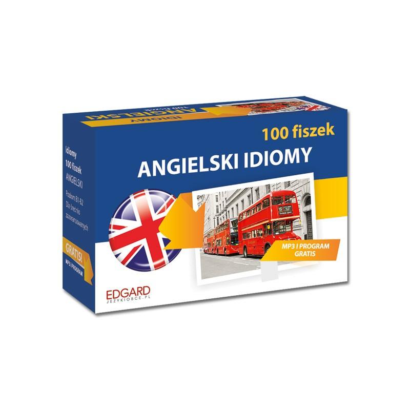 Angielski 100 Fiszek Idiomy
