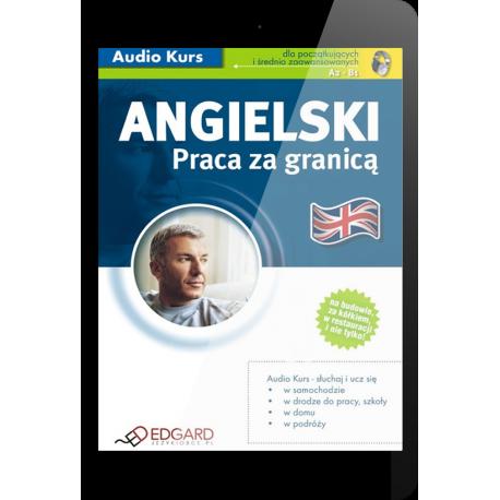 Angielski Praca za granicą (E-book + mp3)