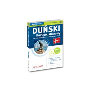 Duński Kurs podstawowy (Podręcznik + 2 x Audio CD)