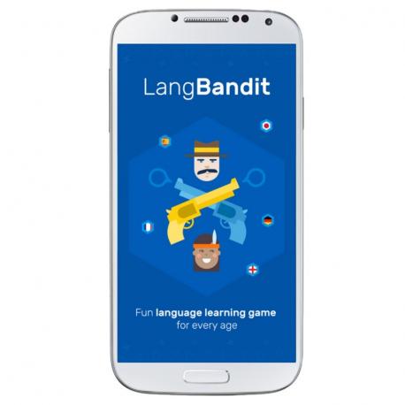 LangBandit - graj i ucz się języków