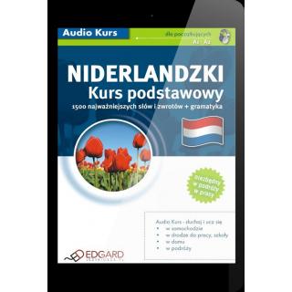 Niderlandzki Kurs podstawowy (E-book + mp3)