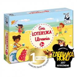 Kapitan Nauka Gra Loteryjka Ubrania 3+