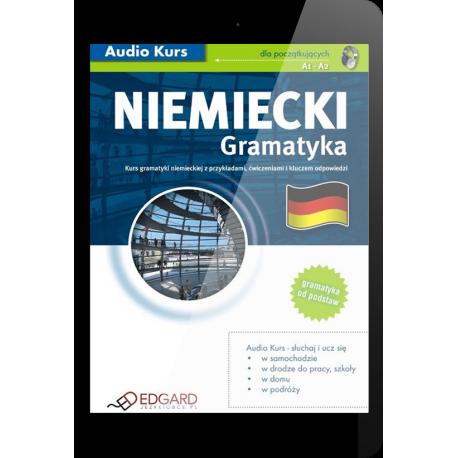 Niemiecki Gramatyka (E-book + mp3)
