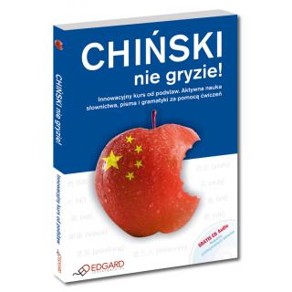 Chiński nie gryzie! (Książka + CD Audio)