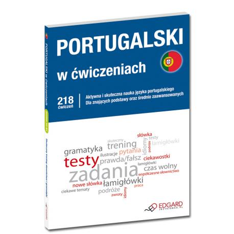 Portugalski w ćwiczeniach (Książka)