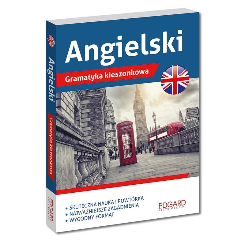 Angielski. Gramatyka kieszonkowa