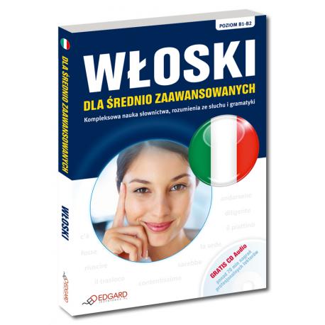 Włoski dla średnio zaawansowanych (Książka + Audio CD)