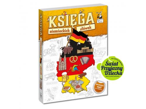 Kapitan Nauka. Księga niemieckich słówek (7+)