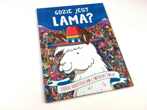 Gdzie jest Lama?