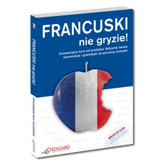 Francuski nie gryzie! (Książka + Audio CD)