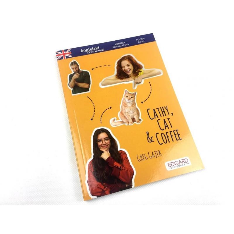 rekord prywatny Angielska komedia romantyczna Cathy, Cat & Coffee z ćwiczeniami