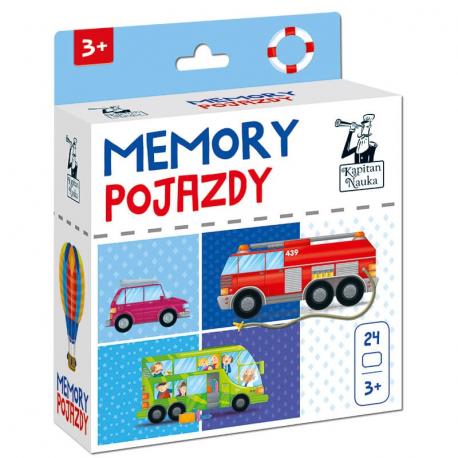 Memory. Pojazdy