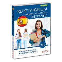 Hiszpański. Repetytorium leksykalno-tematyczne A2-B2