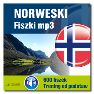 Norweski Fiszki mp3 Trening od podstaw  (Program + Nagrania do pobrania)