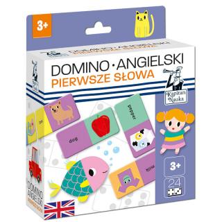 Domino Angielski. Pierwsze słowa