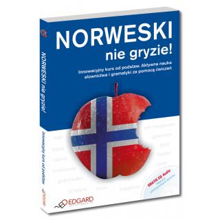 Norweski nie gryzie! + CD - Nowa Edycja (Książka + CD Audio)