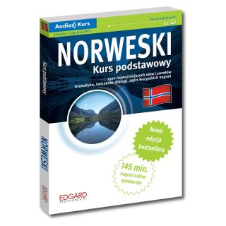 Norweski Kurs podstawowy - Nowa Edycja (Książka...