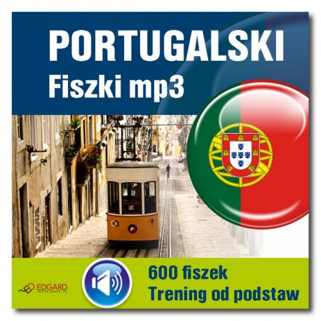 Portugalski Fiszki mp3 Trening od podstaw  (Program + Nagrania do pobrania)