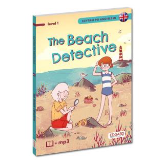 The Beach Detective/Detektywka na plaży. Czytam...