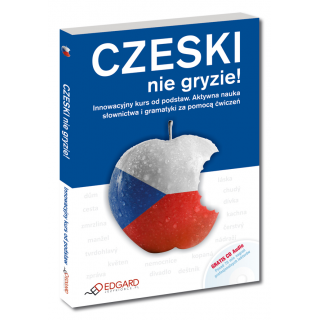 Czeski nie gryzie! + CD (Książka + CD Audio)