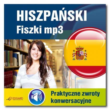 Hiszpański fiszki mp3 Praktyczne zwroty konwersacyjne (Program + Nagrania do pobrania)