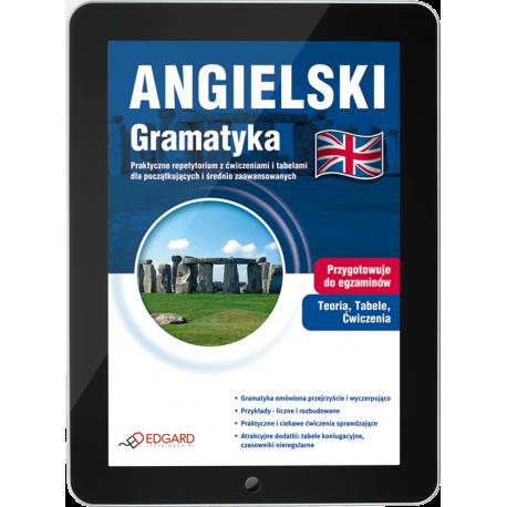 Angielski Gramatyka (e-book)