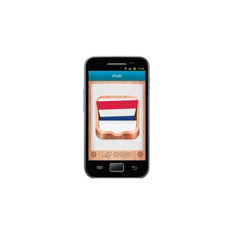 iFiszki Niderlandzki Trening od podstaw - aplikacja mobilna
