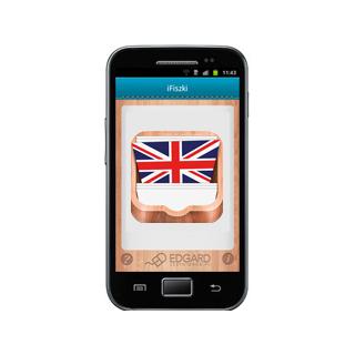 iFiszki Angielski Phrasal verbs - aplikacja...